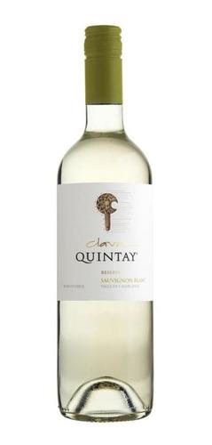 6 Quintay Clava Reserva Sauvignon Blanc Ref.retail $42.000