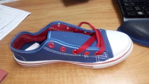 Zapatos Convers Nikos Caballeros