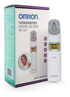 Termometro Infrarro De Oído Digital Omron Envío Gratis