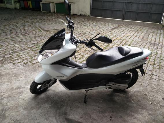 Scooter Moto Honda Pcx 150 2015 7000 Km Não Aceito Trocas