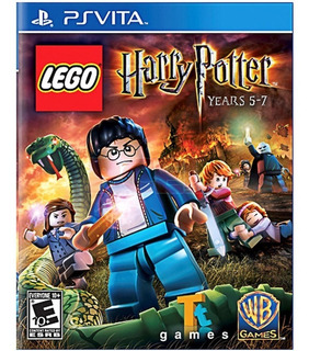 Lego Harry Potter: Years 5-7 Ps Vita
