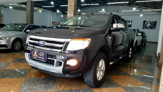 Ford Ranger 3.2 Limited 4x4 Cd 20v Diesel Aut. - 2013