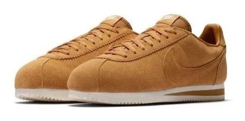 Tênis Nike Cortez Nylon Classic White & Black - Netshoes - Pronta Entrega