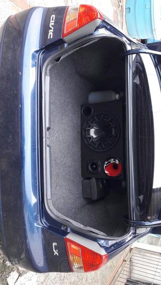 Honda Civic 1.7 Lxl Aut. 4p 2003