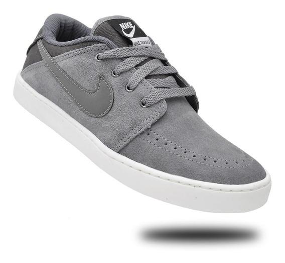 Tênis Nike Sb Suketo Leather C. Baixo 2 Pares + F. Grátis