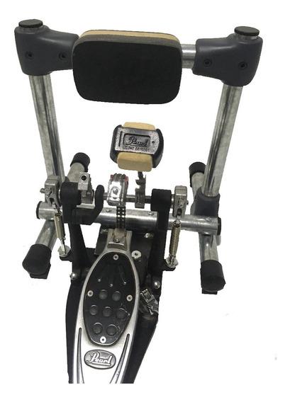 Pad Praticável De Bumbo Stroke Pads - Com Encaixe Para Pedal