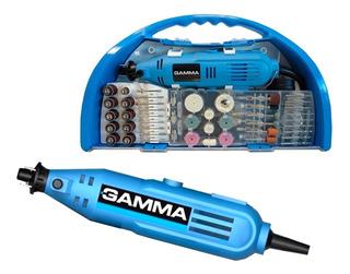 Minitorno Gamma 130 W + 119 Acc. Mini Torno Simil Al Dremel