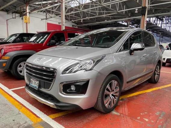 Peugeot 3008 1.6 Féline At 2016