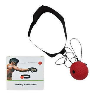 Boxing Reflex Ball Pelota De Entrenamiento Boxeo Fitness