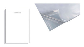 Saco Plástico Acp 0.15 Sem Furo A4 (230x310) 100 Un