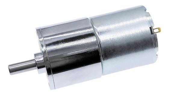 Micro Motor 12v Dc Alto Torque Caixa De Redução Redutor