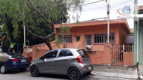 Casa Com 1 Dormitório Para Alugar Por R$ 1.148/mês - Parque Santo Antônio - São Bernardo Do Campo/sp - Ca0171