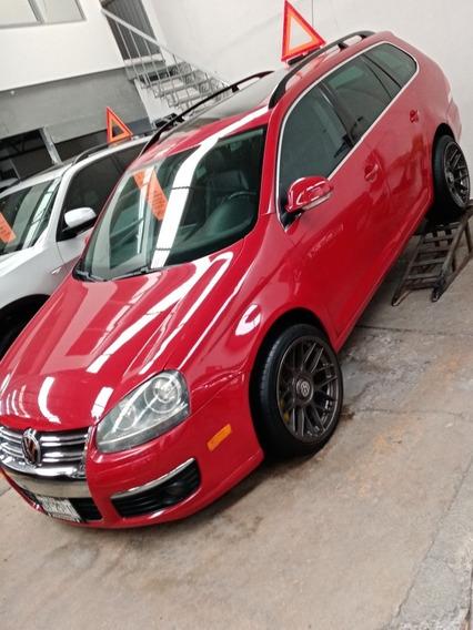 Volkswagen Bora Sportwagen 2.5 Exclusive At 2009
