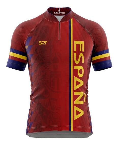 Camisa Mtb Ciclista Spartan New Ref 03 Uv 50+ ( Lançamento)
