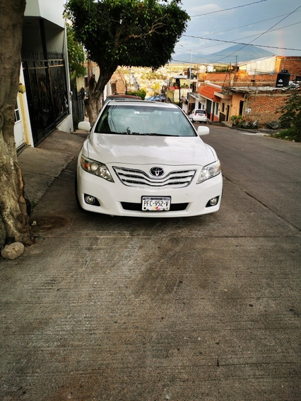 Toyota Camry 2.5 Xle L4 Aa Ee Qc Piel At 2011