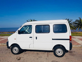 Camioneta Suzuki Carry Año 2002 Impecable 124.000 Kmts.