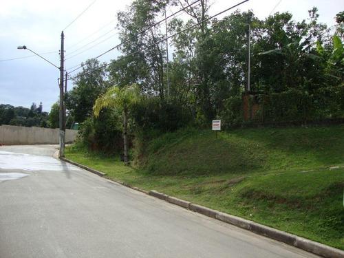 Imagem 1 de 5 de Terreno Para Empreendimento-residencial À Venda, Granja Viana- Fazendinha Te2960. - Te2960
