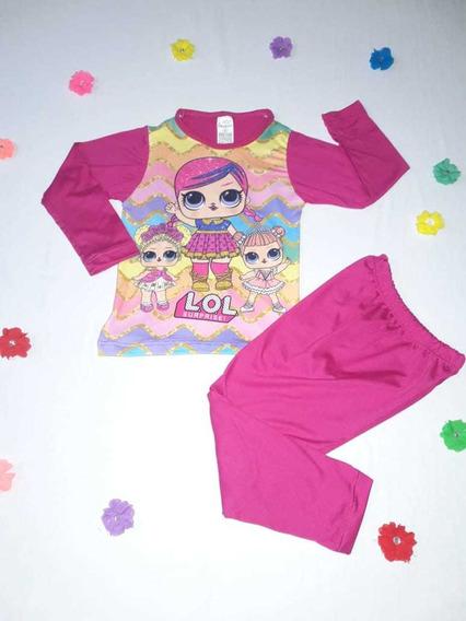 Lindas Pijamas Infantiles Termicas