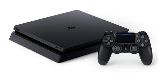 Playstation 4 Ps4 2 Controles 6 Jogos Original Black Friday