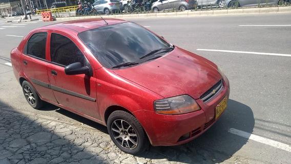 Chevrolet Aveo Full 2013 Con Gas En Medellin Sin Pico Y Plac