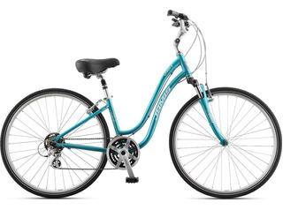 Bicicleta Jamis Citizen 2 Woman Urbano Shimano Paseo