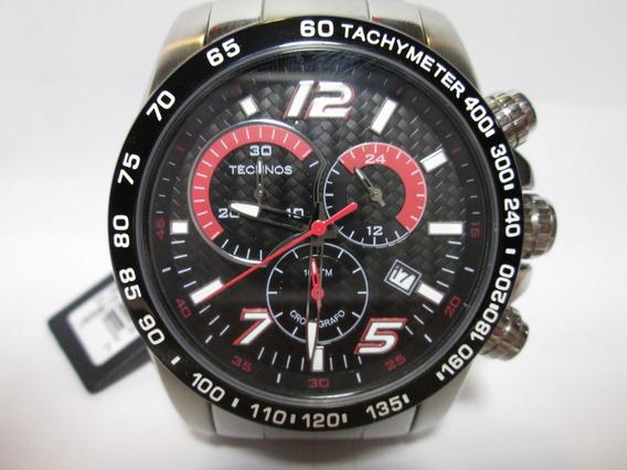 Relógio De Pulso Technos Cronógrafo Performance Skymaster