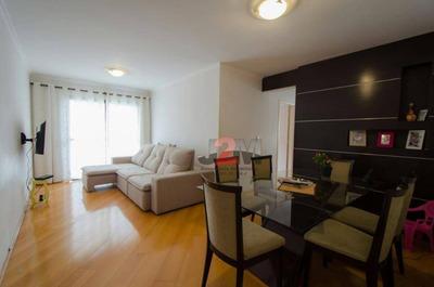 Apartamento Com 3 Dormitórios À Venda, 75 M² Por R$ 756.000 - Vila Olímpia - São Paulo/sp - Ap58819