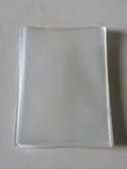 Kit Com 80 Envelopes Plasticos Para Cd E Dvd Tam 14,5×20cm