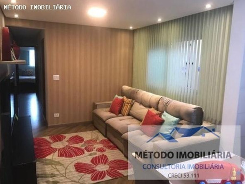 Apartamento Sem Condomínio Para Venda Em Santo André, Vila Pires, 3 Dormitórios, 1 Suíte, 1 Banheiro, 1 Vaga - 12364_1-918876