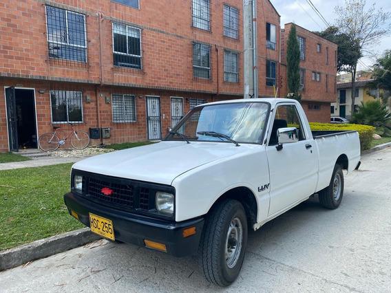 Chevrolet Luv 1600 Mod 1988 2 Puertas.