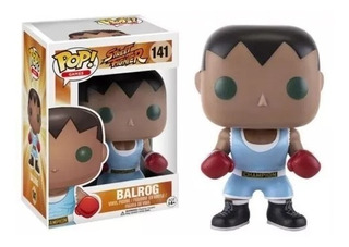 Funko Pop Balrog 141 Street Fighter Nuevo Sellado