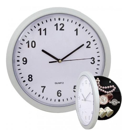Caja De Seguridad Forma De Reloj Pared Camuflajeada Valores
