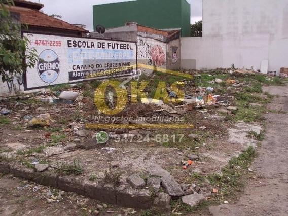 Terreno Para Locação Em Suzano, Centro - Te0009_1-1532680