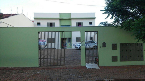 Imagem 1 de 11 de Apartamento Para Alugar, 30 M² Por R$ 700,00/mês - Portal De Versalhes 1 - Londrina/pr - Ap2074