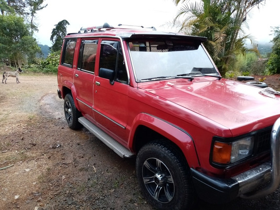 Isuzu Trooper Troper