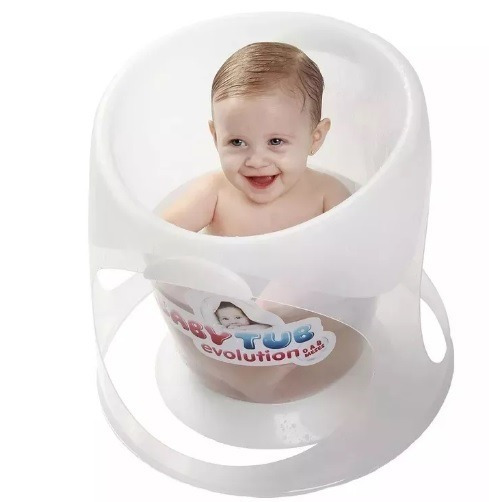 Banheira Para Bebês E Crianças Ofurô - Babytub Acalma Cólica