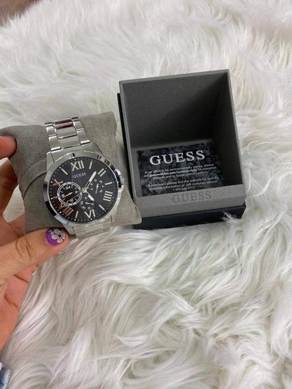 Reloj Guess De Caballero Nuevo Y Original