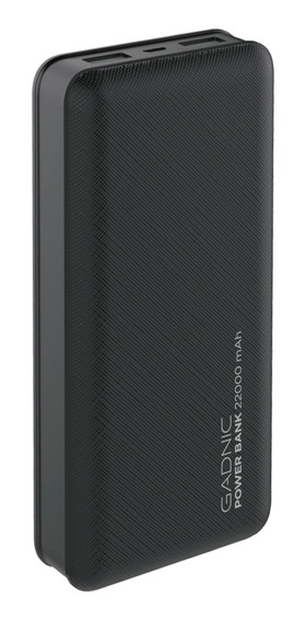 Power Bank Gadnic 22000 Mah Protable Carga Rapida Pro Usb