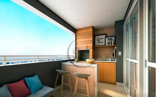 Imagem 1 de 13 de Apartamento À Venda, 65 M² Por R$ 399.000,00 - Vila Curuçá - Santo André/sp - Ap10214