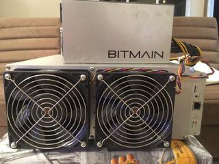 Mineradora Bitmain Antminer E3 190mhz Eth Brasil Envio Hoje!