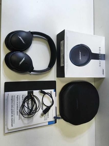 Fone Bose - Soundlink® Around-ear Wireless Headphones Ii