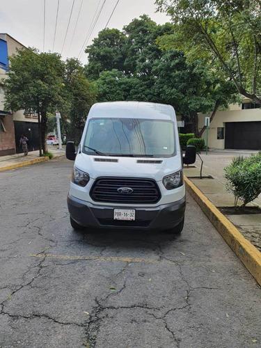 Imagen 1 de 14 de Ford Transit 2018 3.8 Gasolina Van At