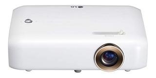 LG Electronics Ph550 Minibeam Projector With Bluetooth Sound