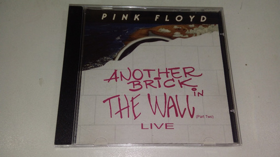 Cd - Pink Floyd - Another Brick In The Wall(part Two) Single