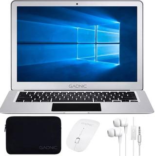 Notebook Gadnic 14 Intel Atom Windows 10 Cloudbook 2gb Ram