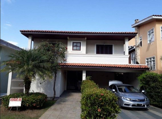 Casa À Venda, 295 M² Por R$ 1.431.000,00 - Residencial Onze (alphaville) - Santana De Parnaíba/sp - Ca0020