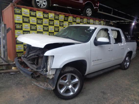 Sucata Chevrolet Avalanche 1500 2012 5.3 V8 320cv