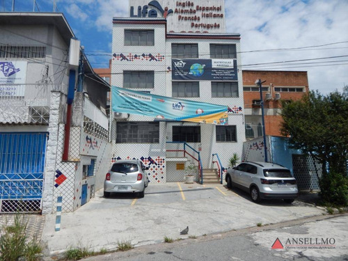 Imagem 1 de 30 de Prédio Para Alugar, 328 M² Por R$ 11.000/mês - Jardim Do Mar - São Bernardo Do Campo Ótima Oportunidade - Pr0147