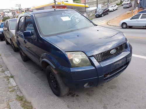 Sucata Ford Ecosport 2.0 16v 2003 2004 (só Peças)