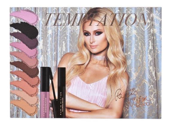 Paris Hilton Paleta Ojos Y Mejillas - Temptation Eye & Cheek